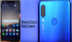 Huawei nova 3 Specification Special Feature