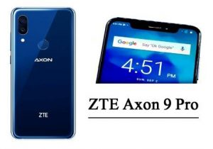 ZTE Axon 9 Pro Specification
