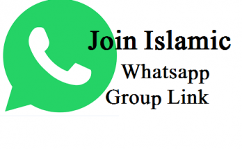 Islamic Whatsapp Group Link Join