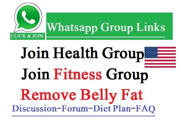 Health & Fitness Whatsapp Group Link