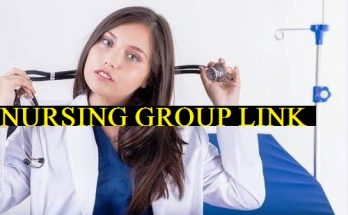 Nursing Whatsapp Group link
