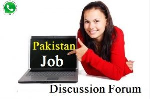 Pakistan Govt Job Join Career