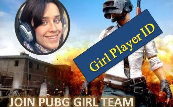 PUBG Girl Player Id Join Group