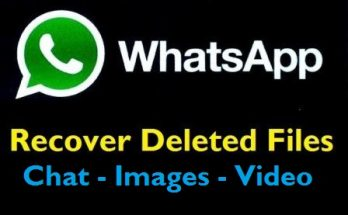 How to Recover Deleted WhatsApp Files