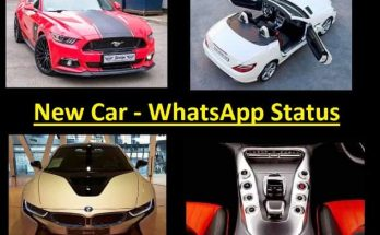 New Car Status for Whatsapp