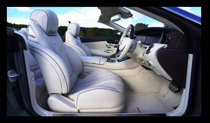 mercedes Stylish Seats