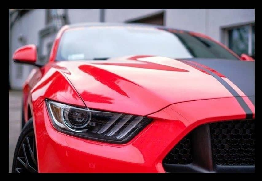 mustang-Red-Front